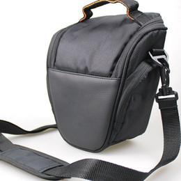 Dslr Cameras Bags Australia - Shoulder Bag Carry Case For NIKON D7000 D5100 D800 D3000 SLR DSLR Camera Outdoor