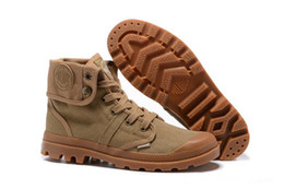 $enCountryForm.capitalKeyWord UK - designer shoes 14 color Pallabrouse Men High-top Army Military Ankle boots Canvas Sneakers Casual Shoes Man Anti-Slip Shoes sport r6
