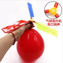 $enCountryForm.capitalKeyWord Australia - Flying Balloon Helicopter Toy balloon airplane Toy children Toy self-combined Balloon Helicopter Child Birthday Xmas Party Bag Gift