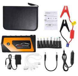 Venta al por mayor de Autoleade 69800mAh 12V Dispositivo de arranque de emergencia para arranque de automóvil 4USB Luz LED Banco de energía móvil Cargador de coche Batería Booster