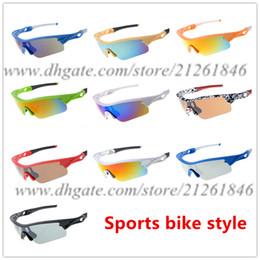 $enCountryForm.capitalKeyWord Australia - Factory Spot Popular Sunglasses Cool Brand New Designer Sunglasses For Men And Women Outdoor Sport Cycling Sun Glasses 10 Colors
