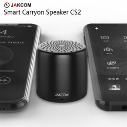 Smart Watch Phone Touch Screen Australia - JAKCOM CS2 Smart Carryon Speaker Hot Sale in Other Cell Phone Parts like man watches drip tip 510 touch screen monitor