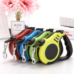 Flexible Products Australia - 3M 5M Retractable Dog Leash Automatic Flexible Dog Puppy Cat Traction Rope Belt Leash for Small Medium Dogs Pet Products