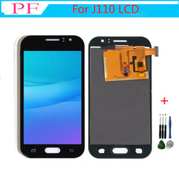 SamSung galaxy ace diSplay online shopping - Grade A Quality For Samsung Galaxy J1 Ace J110 J110F J110FM J110H LCD Touch Screen Display Assembly Replacement Screen Tool
