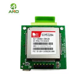 $enCountryForm.capitalKeyWord Australia - Freeshipping 3G UART board with 115200 baud,SIM5320A 3G GSM GPRS GPS Expansion Board,Mini WCDMA GPS Breakout SIM5320A on board 1pc