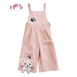 Korean Lolita Cartoon Character Embroidery Suspender Loose Harem Jeans Jumpsuit Denim Pant Romper Overalls Pretty Trouser Cute Women's Clothing