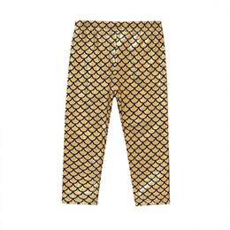 $enCountryForm.capitalKeyWord UK - Baby girl Personality Trend Mermaid pants 0-5Y Fluorescent Yellow Slim leggings kids trousers kids designer clothes girls JY406-U