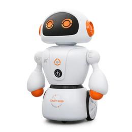 Discount electronics programming - JJRC R6 Maze Programming Smart Dancing Remote Control Robot Indoor Entertainment Educational Toy Robot Dog