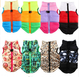 winter clothes for chihuahuas 2020 - Warm Dog Clothes For Small Dog Windproof Winter Pet Dog Coat Jacket Padded Clothes Puppy Outfit Vest Yorkie Chihuahua Cl