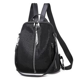 $enCountryForm.capitalKeyWord UK - Multifunction Backpack Women Oxford Bagpack Female Small Backpack Cool School Bag for Teenager Girls Mochila Feminina