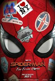 $enCountryForm.capitalKeyWord Australia - Spider Man Far From Home Movie 2019 wall decor Art Silk Print Poster 938