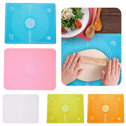 $enCountryForm.capitalKeyWord Australia - Ex-large Silicone Baking Mat Pizza Dough Maker Pastry Kitchen Gadgets Cooking Tools Utensils Bakeware Kneading Accessories Lot