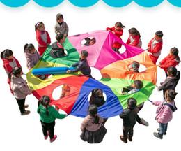 $enCountryForm.capitalKeyWord Australia - Whac-A-Mole Rainbow Umbrella Kindergarten Props For Outdoor Activities Sport Smotion Small Group Amusement Park Kids Games Development Toys