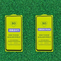 $enCountryForm.capitalKeyWord NZ - Oneplus7 9D Full Glue Full Cover Tempered Glass Screen Protector For OPPO F11 Pro Reno 10X Zoom Realme C1 2019 C2 Realme 3 Pro Realme X Lite