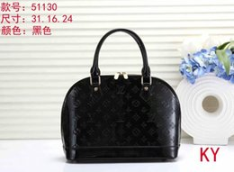 Handbags stamps online shopping - Top quality Women Leather speedy handbag shoulder bag with strap designer handbags Ladies tote can add hot stamping letters