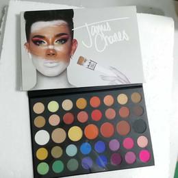 Vente en gros James Charles New Maquillage Eye Beauty Colors Naturel Palette d'ombres à paupières 39 couleurs!