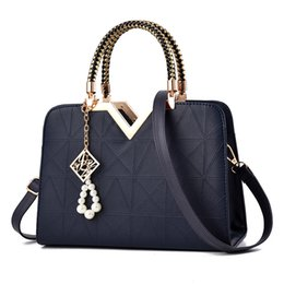 952476d460147 2019 Womens Brand Hair Accessories Pendant Sequin Shoulder Bag Handbag  Leather Shoulder Bag Female Handbag