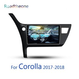 special car dvd toyota corolla 2019 - for Toyota Corolla 11th generation 2017-2018 e160 e170 10.1 inch car multimedia player Vehicle GPS Navigator System car