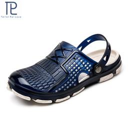 $enCountryForm.capitalKeyWord Australia - New Men Sandals Summer Flip Flops Outdoor Beach Casual Shoes Cheap Male Sandals Water Shoes slippers men Jelly