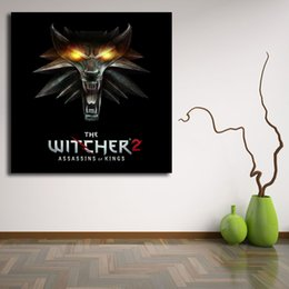 $enCountryForm.capitalKeyWord Australia - The Witcher 2 Assassins Of Kings Original Soundtrack Wall Art Canvas Painting Poster Print Picture For Living Room Home Decoration