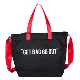 $enCountryForm.capitalKeyWord NZ - New Elegant Shoulder Bag Women Wild Simple Messenger Bag For Girls Fashion Ladies Oxford Waterproof Letter Shoulder Handbag K627