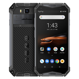 Wholesale Ulefone Armor 3W Red Phone, Dual 4G, 6GB+64GB 10300mAh Battery, 5.7 inch Android 9.0 Network: 4G, Dual VoLTE, NFC, OTG