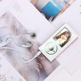 Avi video recorder online shopping - Bluetooth HiFi LCD Screen MP4 Player with Earphone Recorder pen Media Video FM Radio Micro TF Card AMV AVI Audiobooks