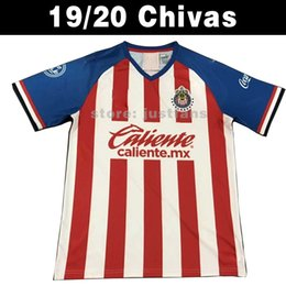 c1a1dbfa65d NEW 2019 2020 LIGA MX Club Chivas de Guadalajara Soccer Jersey 19 20 Camisa  de Futebol Home Third Jerseys A.PULIDO Football Shirts