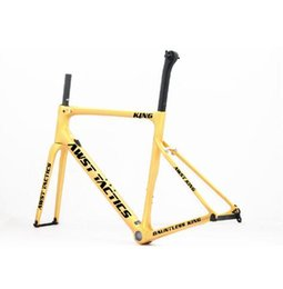 carbon bicycle taiwan UK - Chameleon color bike frame ASWT gold logo bicycle carbon frame sl -six full bicycle carbon frameset +frok+seatpost nade in taiwan frame