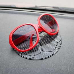 Car Shipping NZ - ar dashboard sticky Car Interior Non-slip Football Anti-Slip Dashboard Sticky For Pad Mat Holder GPS Cell Phone Key Holders Free Shipping...