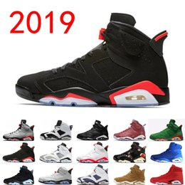 Table Cat Box Australia - 2019 Bred VI 6 6s Mens Basketball Shoes Infrared 23 3M Reflective Bugs Bunny Tinker Black Cat Men Sports Sneakers Designer Trainers Trainers
