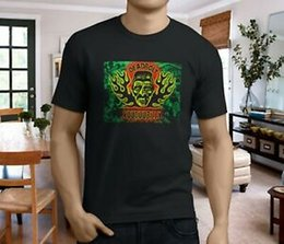 $enCountryForm.capitalKeyWord Australia - New Popular DEADBOLT Hippie RoFashion Band Tribute Mens BlaFashion T Shirt S 3XL