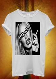 $enCountryForm.capitalKeyWord Australia - Bad Bitch Sexy Girls Retro Men Women Unisex T Shirt Top Vest 348 Hot Sell 2019 Fashion T Shirt Short Sleeve Tricolor