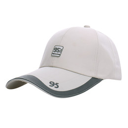 Discount new golf ball wholesale - MUQGEW New Arrival Baseball Cap Fashion Hats For Women Casquette For Choice Outdoor Golf Sun Hat gorras para hombre beis