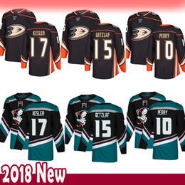 128b5ed81 Anaheim Ducks 15 Ryan Getzlaf Hockey Jerseys 17 Ryan Kesler 10 Corey Perry  Jersey