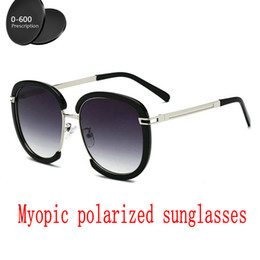 248d6201d1d Prescription Myopia Sun Glasses Driving HD Glasses Rectangle For Men Women  Retro Men Optical myopia Polarized Sunglasses FML