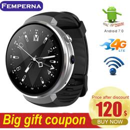 $enCountryForm.capitalKeyWord Australia - Femperna LEM7 Android 7.1.1 Smart Watch LTE 4G Smartwatch GPS Bluetooth RAM 1GB ROM 16GB Camera WIFI for Smart Watch Android