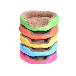 $enCountryForm.capitalKeyWord Australia - 4 Colors Pet Dog Bed Winter Warm Dog House For Small Large Dogs Soft Pet Nest Kennel Cat Sofa Mat Animals Pad Pet Supplies S M L