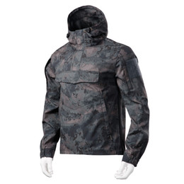 Discount camouflage airsoft clothing - 2019 Tactical Wear Men Airsoft Hunting Jacket Camouflage Combat Special Force Wear Paintball Jackets Outdoor Tactical Cl