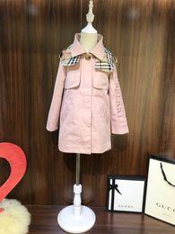 $enCountryForm.capitalKeyWord Australia - High-end Customization Children's Children Loose Coat Autumn New In Child Leisure Time Jacket Color Girl 0719