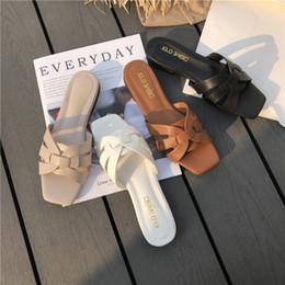 45fcb9819 2019 new HOT sale Designer ms Women Sandals lady Slippers Summer Casual  Slippers Flip Flops flats sandal slipper sandy shoes