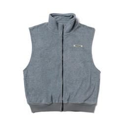 Wholesale cotton work vests for sale - Group buy Grey Apricot men outdoor multi pocket vest photography fishing vest Many Pockets Casual Photographer Work Sleeveless Jacket