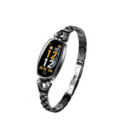 $enCountryForm.capitalKeyWord NZ - Sleep Tracking Smart Watch With Bluetooth multi-language Weather stainless Steel traps ios andriod