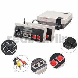 Portable Video Game Australia - Mini TV Game Console Video Handheld can store 620 500 for nes games consoles with retail boxs Portable Game Players Free shipping