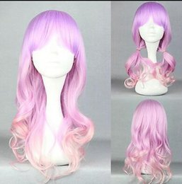 $enCountryForm.capitalKeyWord Australia - WIG Free Shipping Colorful Pop Great Quality Synthetic Hair Curly Synthetic Cosplay Wig