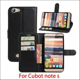 Cases for Cubot online shopping - cover New For Note S Cubot Dinosaur Luxury Flip Leather Stand Case PU Leather Cover For Cubot Note