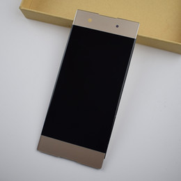 lcd full UK - For Sony Xperia XA1 G3116 G3121 G3123 G3125 Full Touch Screen Digitizer Sensor Glass + LCD Display Monitor Panel Assembly