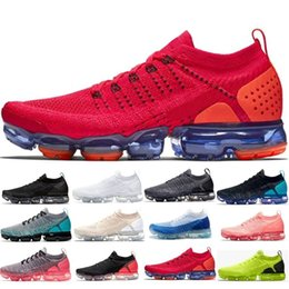 Wholesale 2018 Hot Sale Vapors BE TRUE Designers Men Woman Shock Shoes For Real Quality Fashion Mens Casual Maxes Sneakers Shoes