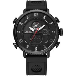 $enCountryForm.capitalKeyWord UK - WEIDE WH6106 Stainless steel back water resistant Black silicone lcd sports 3atm water resistant mens sports watch