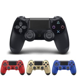 Wireless Controller For Ps2 Australia - Wireless Gamepad Bluetooth Controller For PS4 Dual Vibration Joystick Gamepad Game Controllers JoyStick Camouflage Handle Joysticks